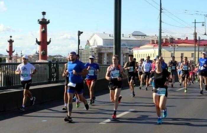 марафон белые ночи 2021 в санкт петербурге