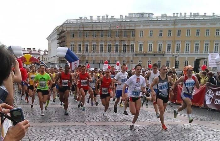 регистрация марафон белые ночи