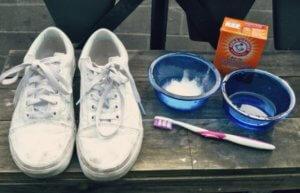 стирать кроссовки в стиральной машине какой режим