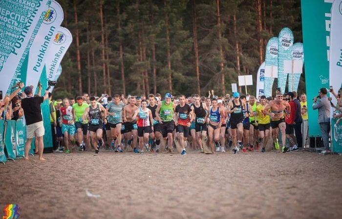 марафон белые ночи петербурга