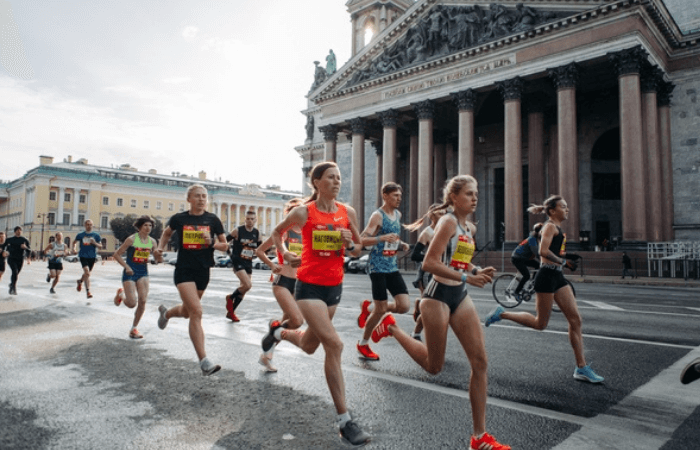 чемпионат россии по марафону 2021 результаты